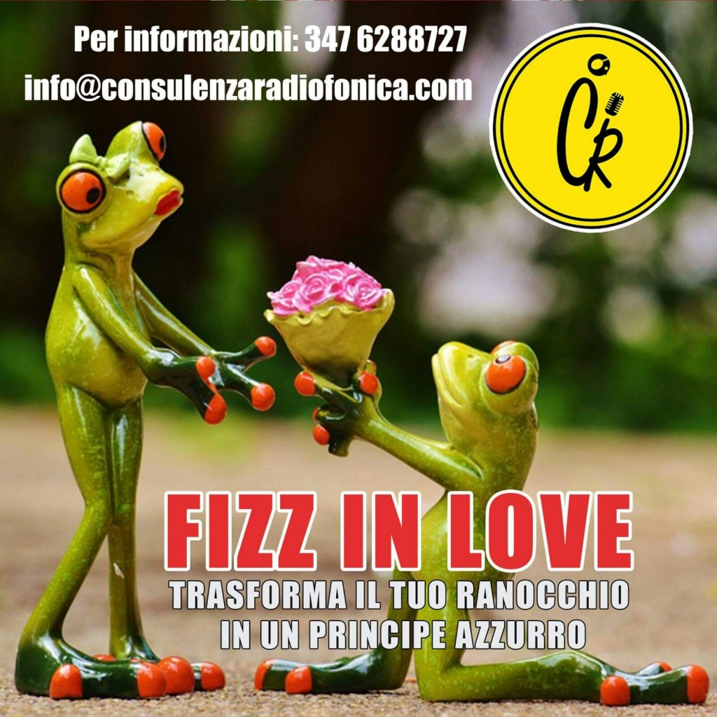 fizz in love consulenza radiofonica