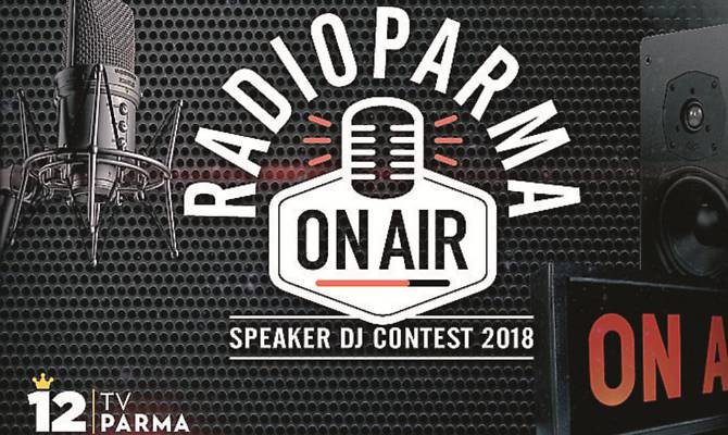 radio parma on air-consulenza radiofonica-lavoro-cercasi speaker-radio parma-12 parma tv-talent show
