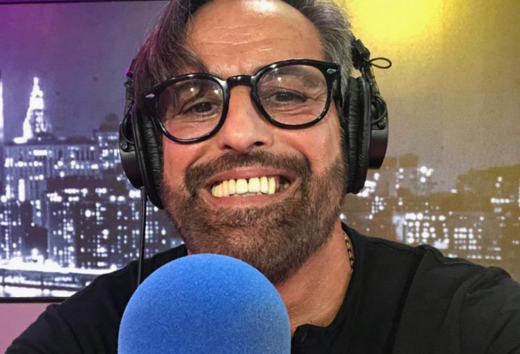 Marco Baldini a NSL Radio Tv