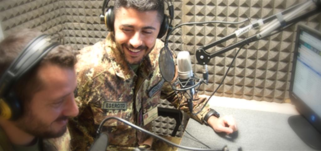 speaker Radio Esercito Italiano