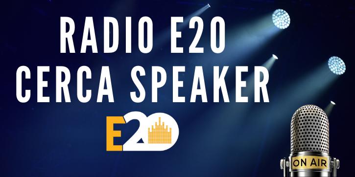 Radio E20 di Milano ricerca nuovi conduttori con Consulenza Radiofonica