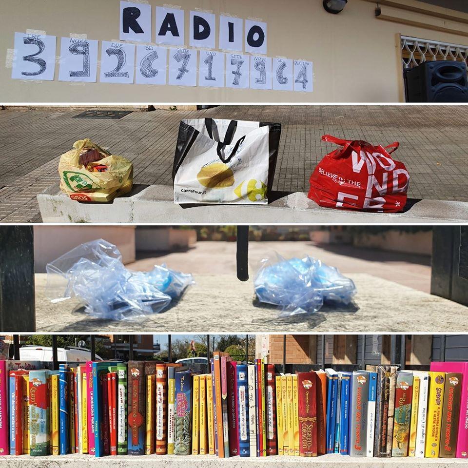 radio condominio durante coronavirus