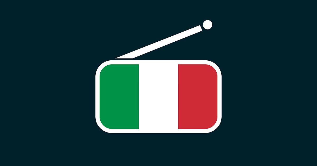 Una radio italiana
