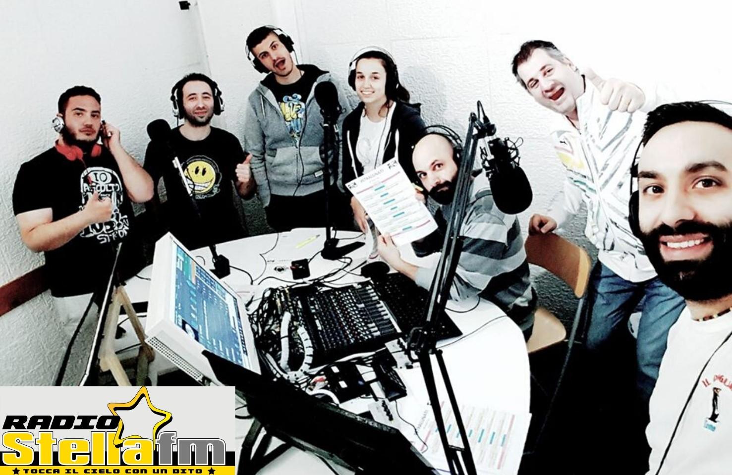redazione radio stella fm