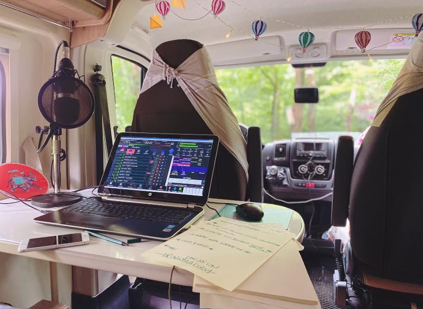 Margherita radio mobile
