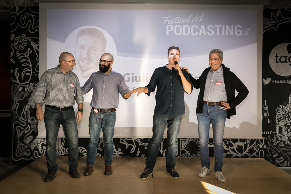 intervento festival del podcasting