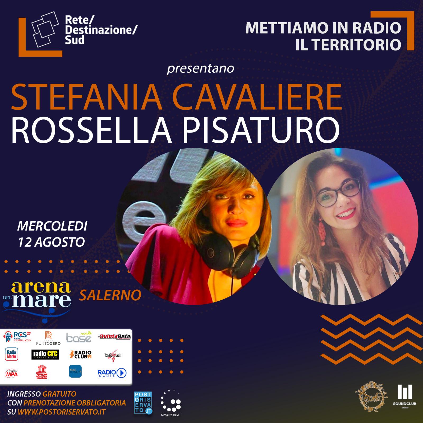 Radio Castelluccio evento Salerno