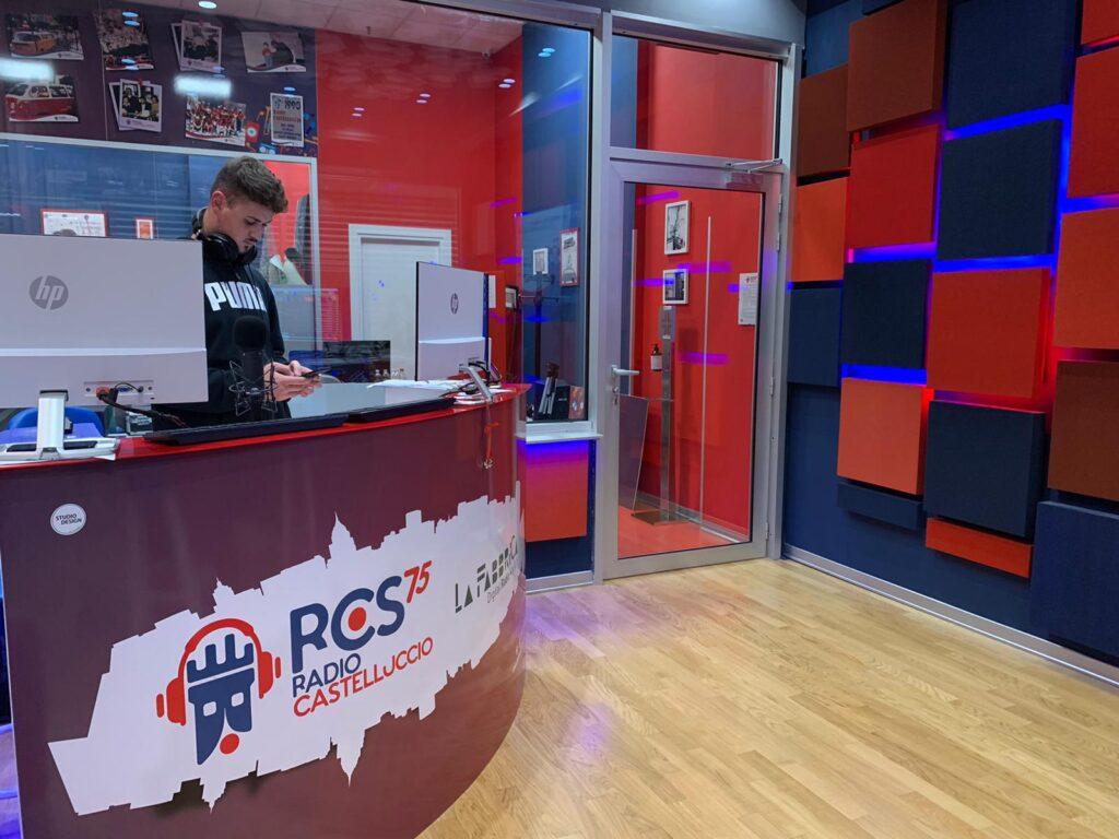 consulenza radiofonica rcs75
