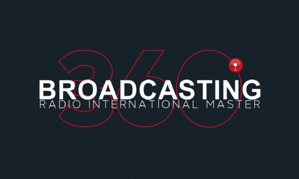 360 Broadcasting, il primo master in Italia dedicato ai professionisti della radio