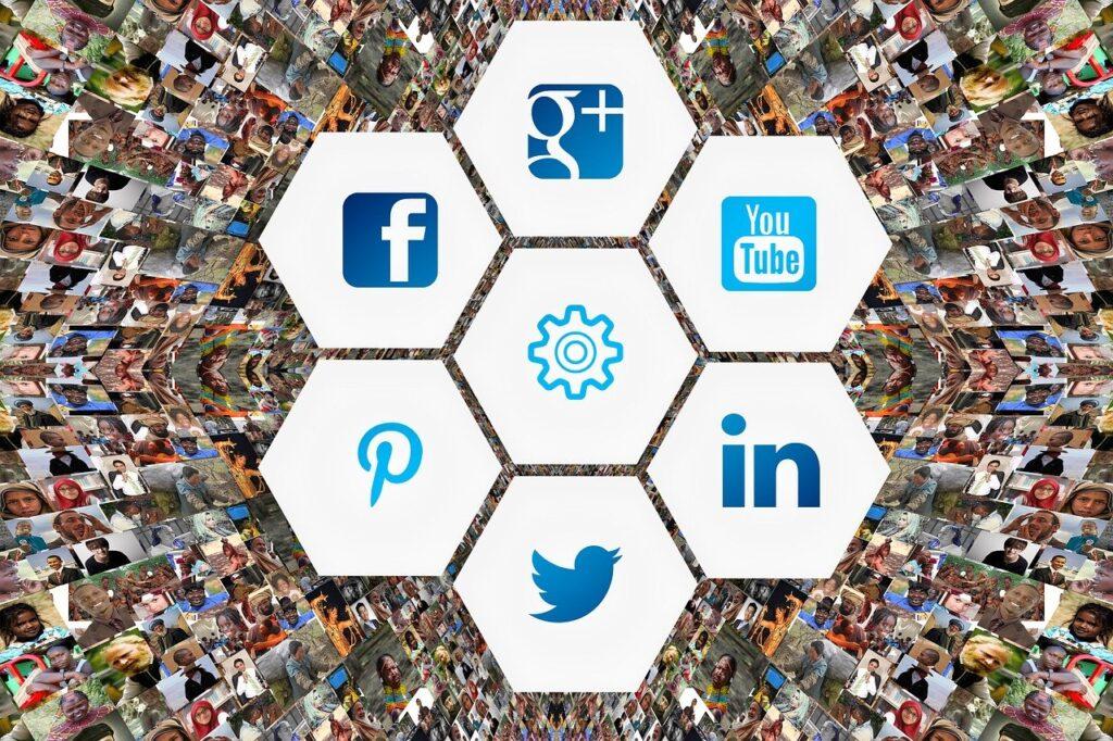 social per le radio