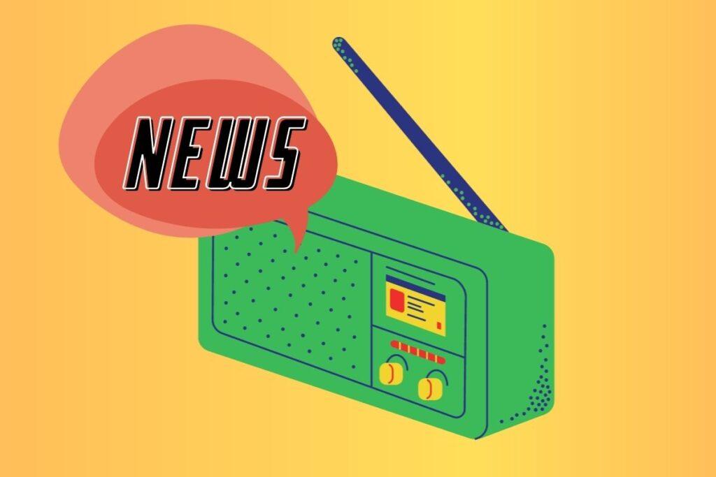 notizie per la diretta radio