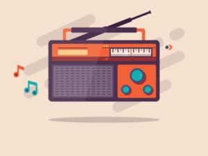 radio fine articolo