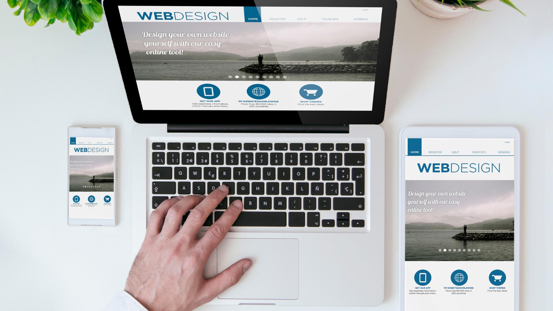 Servizi Alle Radio, Web Design