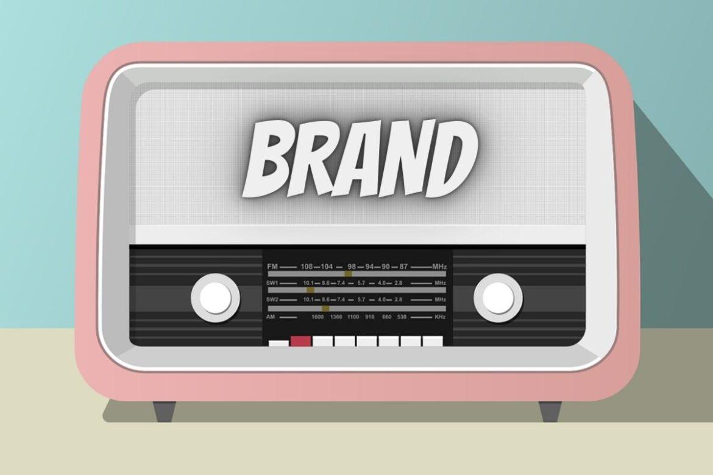 che cos'è la brand radio