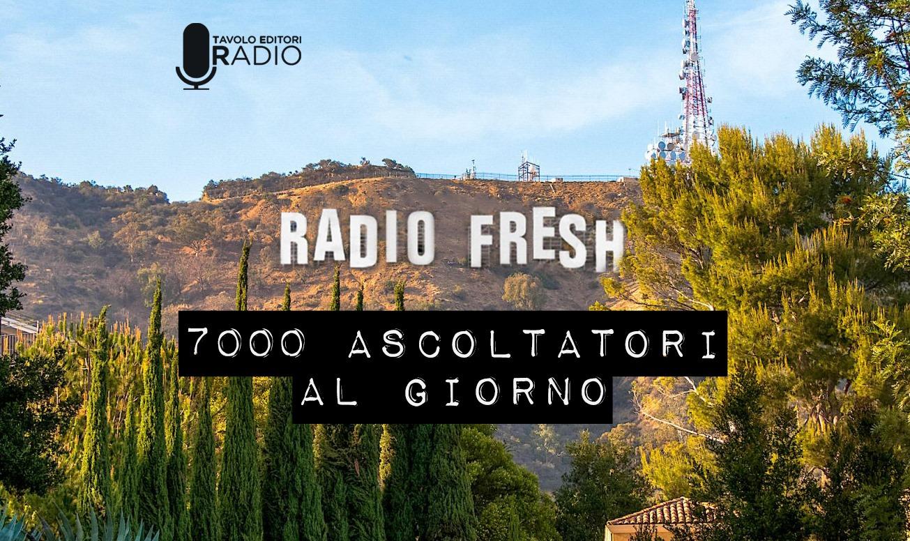 Radio Fresh entra in Pubblimedia Italia