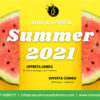 L'offerta per l'estate della ripartenza