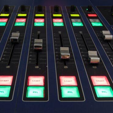 musica di sottofondo per la radio