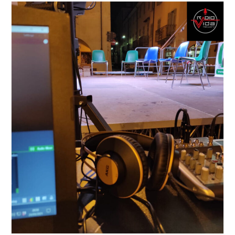 gli eventi di radio vida